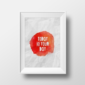 Today is your day_White_Mockup
